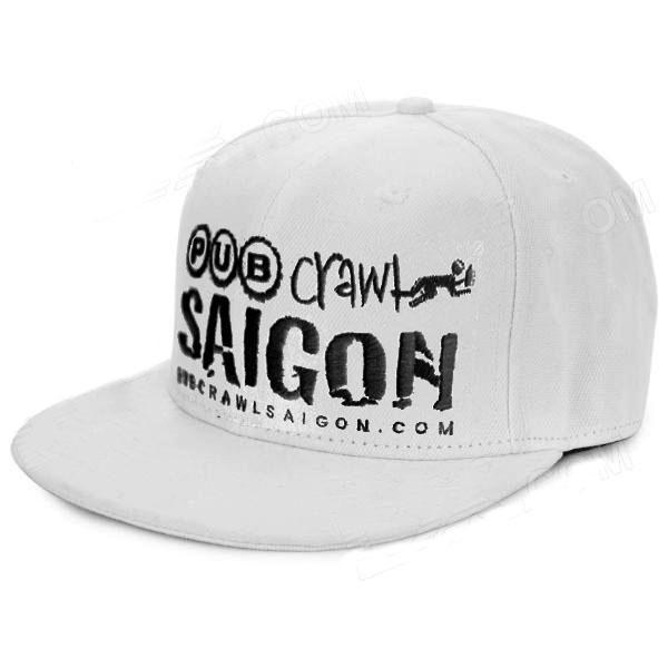 hat-white