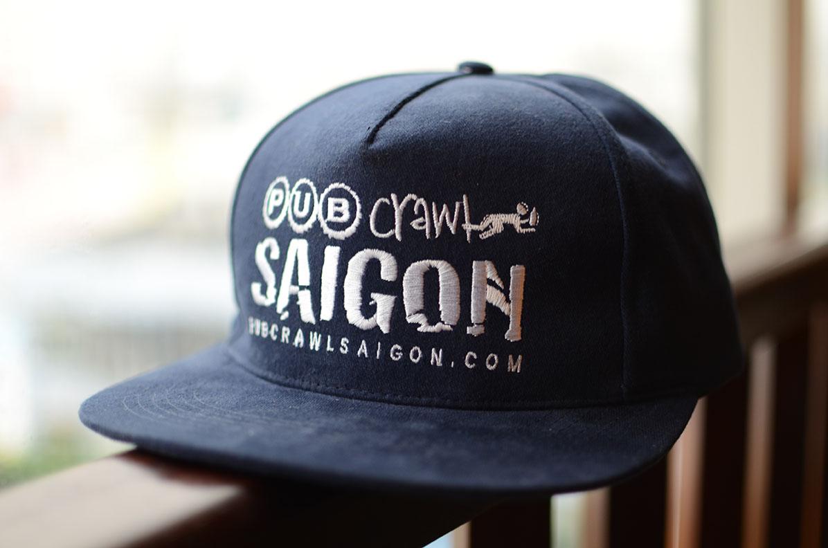Lost Your Cap? – Pub Crawl Saigon